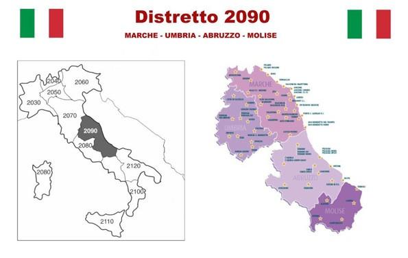 Distretto 2090