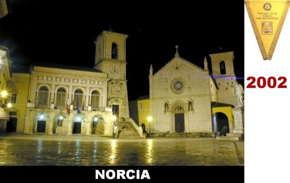 Norcia – San Benedetto