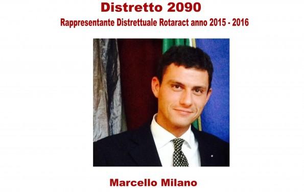 Rappresentante distrettuale Rotaract