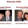 Governatore eletto Distretto 2090